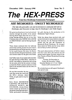 The Hexpress No. 3 Dec 1989/Jan 1990