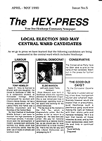 The Hexpress No. 5 Apr/May 1990