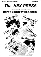 The Hexpress No. 7 Aug/Sept 1990